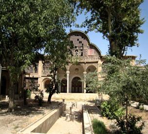 اطلاعات گردشگری عمارت مشیر دیوان