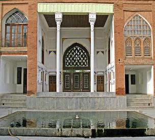 اطلاعات گردشگری عمارت آصف وزیری
