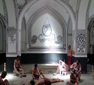 اطلاعات گردشگری حمام خان سنندج