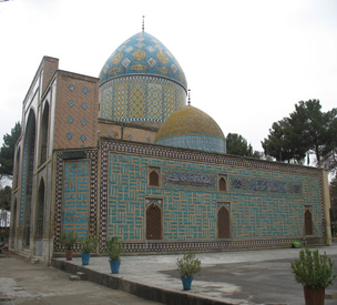 آرامگاه محمد محروق