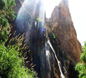 اطلاعات گردشگری آبشار مارگون
