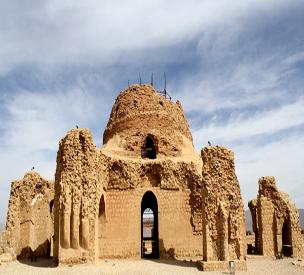 اطلاعات گردشگری کاخ ساسانی سروستان