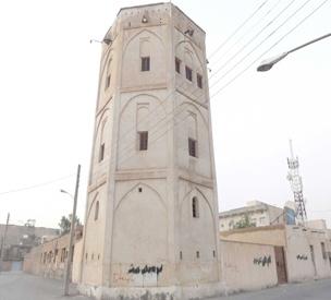 عکس اول قلعه خورموج