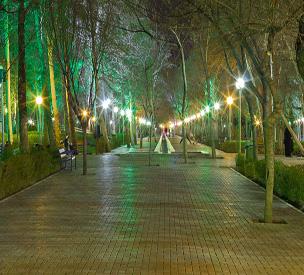 اطلاعات گردشگری بوستان ملت مشهد