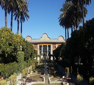 اطلاعات گردشگری باغ نارنجستان قوام