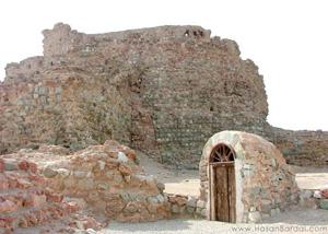 اطلاعات گردشگری قلعه هرمز