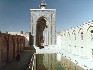 مسجد جامع (مسجد مظفری)