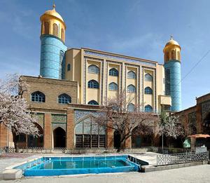 عکس اول مسجد دارالاحسان