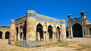 اطلاعات گردشگری مسجد جامع عتیق