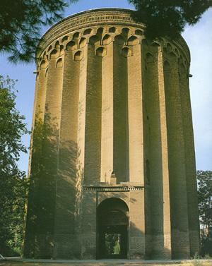 عکس اول برج طغرل