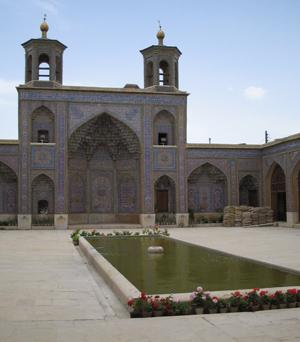 اطلاعات گردشگری مسجد نصیرالملک