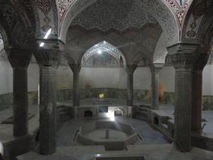 اطلاعات گردشگری حمام کردشت کلیبر
