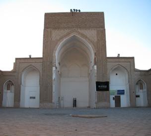اطلاعات گردشگری مسجد جامع تون