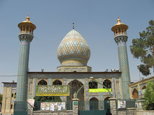 آرامگاه حضرت سيدعلاءالدين حسين