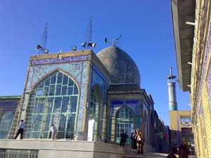 آرامگاه امامزاده سید ابراهیم