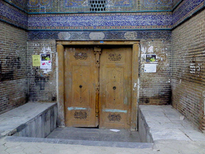 مسجد سلطانی بروجرد