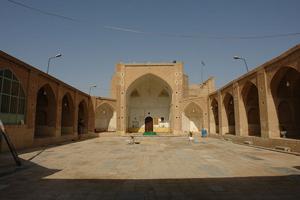 امامزاده سید اسحاق ساوه