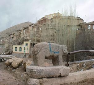 عکس اول روستای مجارشین