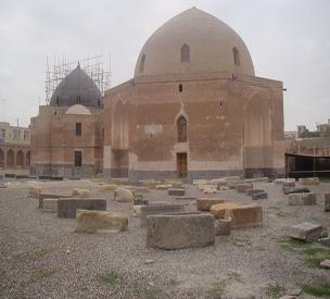 مقبره کشتهشدگان جنگ چالدران