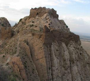 قلعه دختر ساوه