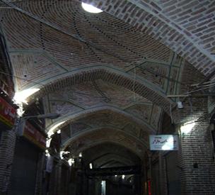 بازار تاریخی اردبیل