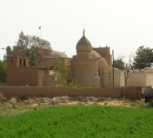 عکس اول امامزاده سيد اسحاق