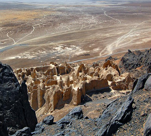 عکس اول کوه خواجه