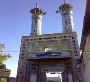 عکس اول آرامگاه امامزاده سید ابراهیم