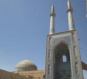 اطلاعات گردشگری مسجد جامع یزد