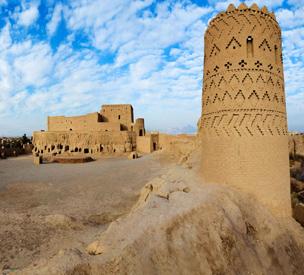 اطلاعات گردشگری نارین قلعه