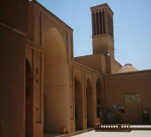 اطلاعات گردشگری زندان اسکندر یا مدرسه ضیائیه