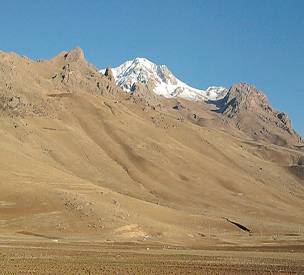 کوه جهان بین