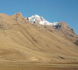 عکس اول کوه جهان بین