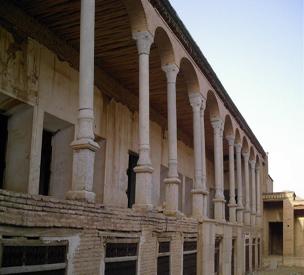 اطلاعات گردشگری قلعه صمصامالسلطنه