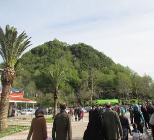 اطلاعات گردشگری شیطان کوه
