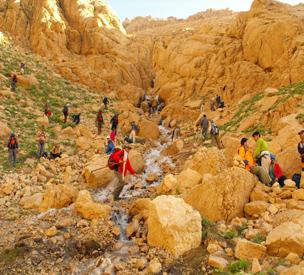 اطلاعات گردشگری زردکوه