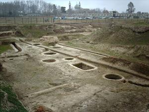 محوطهٔ باستانی جرجان