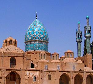 آرامگاه شاه نعمت الله ولی