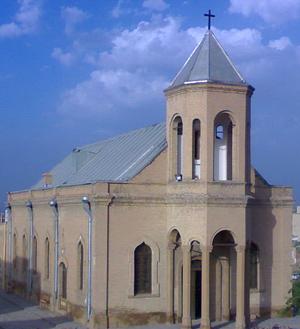 کلیسای گریگوری استفان