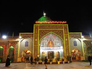 مرقد سید جلالالدین اشرف