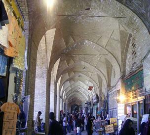 عکس اول بازار کرمان