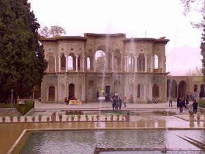 عمارت باغ شاهزاده ماهان