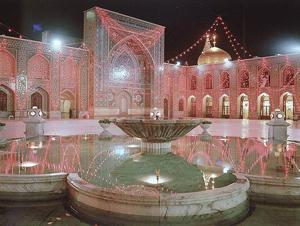 اطلاعات گردشگری حرم علی بن موسی الرضا (ع)
