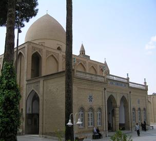 اطلاعات گردشگری کلیسای وانک