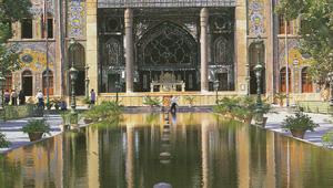 عکس اول کاخ موزه های گلستان