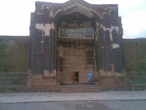 اطلاعات گردشگری مسجد کبود
