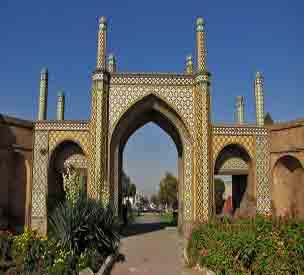 دروازه های قزوین