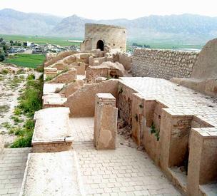 اطلاعات گردشگری شهر باستانی حریره