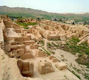 شهر باستانی ایوان کرخه
