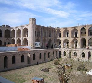 مسجد و مدرسه صالحیه